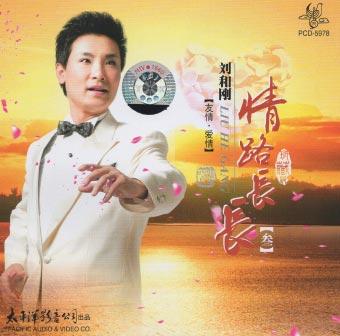 """刘和刚参加第九届""""步步高""""杯全国青年歌手电视大奖赛,以一首《母亲》"""